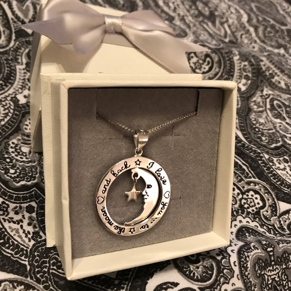 YFN Jewelry Jewelry - Sterling Silver 18 in. Necklace with Pendant NIB